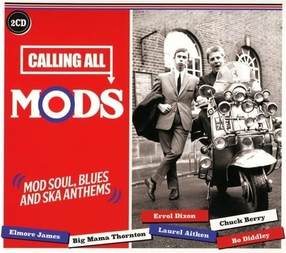 Calling All Mods - Mod Soul, Blues & Ska Anthems (2 CDs)