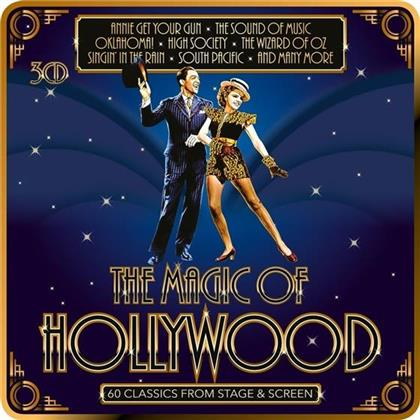 Magic Of Hollywood (Limited Metalbox Edition, 3 CDs)