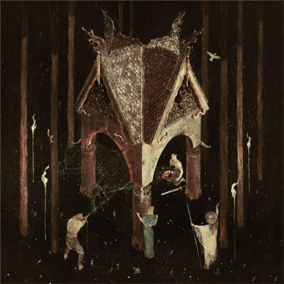 Wolves In The Throne Room - Thrice Woven (2 LPs)