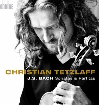 Christian Tetzlaff & Johann Sebastian Bach (1685-1750) - Sonaten & Partiten Für Violine Solo (2 CDs)