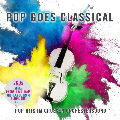 Ayub Sisters - Pop Goes Classical (2 CDs)