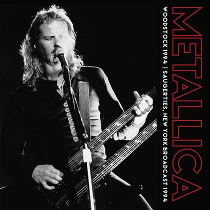 Metallica - Woodstock 1994 - 2017 Reissue, Limited Edition (2 LPs)