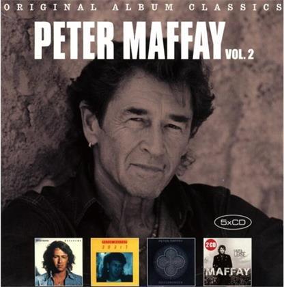 Peter Maffay - Original Album Classics 2 (5 CDs)