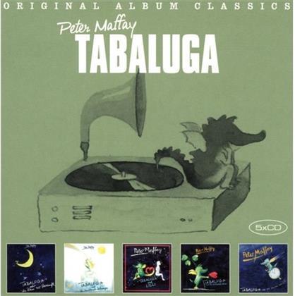 Peter Maffay - Original Album Classics Tabaluga (5 CDs)