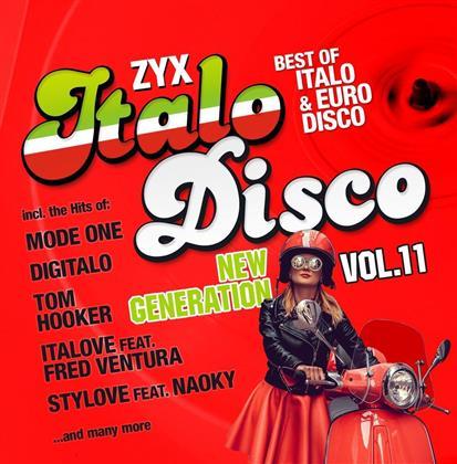 Zyx Italo Disco New Generation Vol. 11 - Various (2 CDs)
