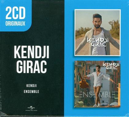 Kendji Girac - Kendji - Ensemble (2 CDs)
