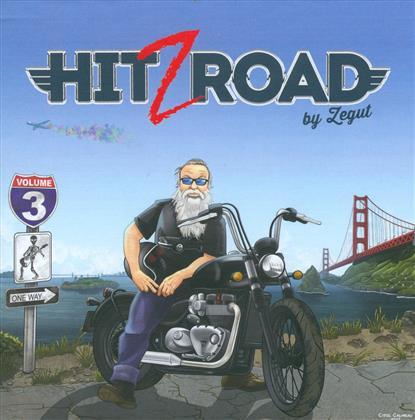 Hit Z Road - Hit Z Road By Zegut Vol 3 (4 CDs)