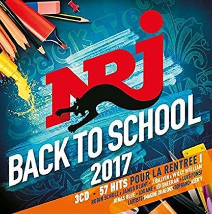 Nrj - Back To School 2017 (3 CDs)