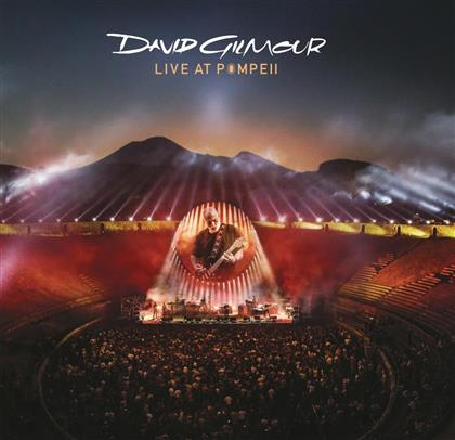 David Gilmour - Live At Pompeii - Gatefold (4 LPs)