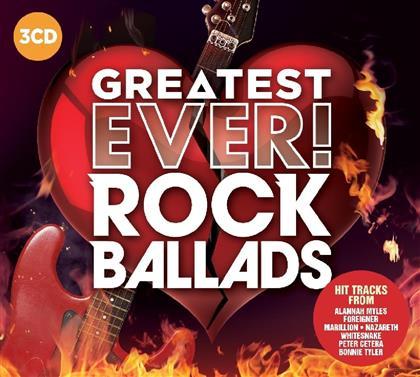 Rock Ballads - Greatest Ever (3 CDs)
