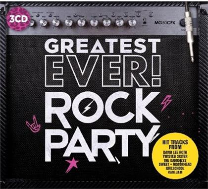 Rock Party - Greatest Ever (3 CDs)