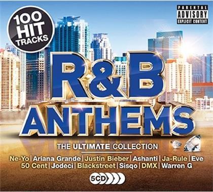 Ultimate R&B Anthems (5 CD)