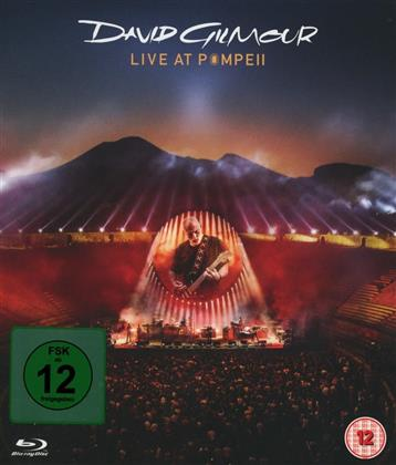 David Gilmour - Live At Pompeii (Deluxe Edition, 2 CDs + 2 Blu-rays)
