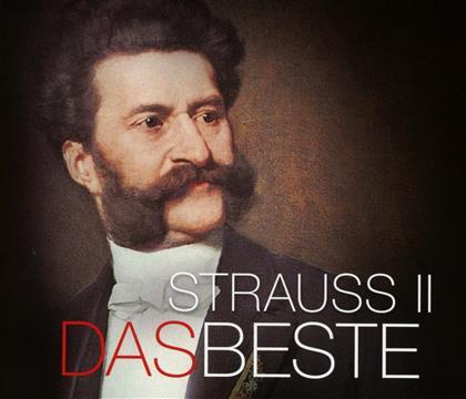 Johann Strauss - Das Beste: Johann Strauss (3 CDs)