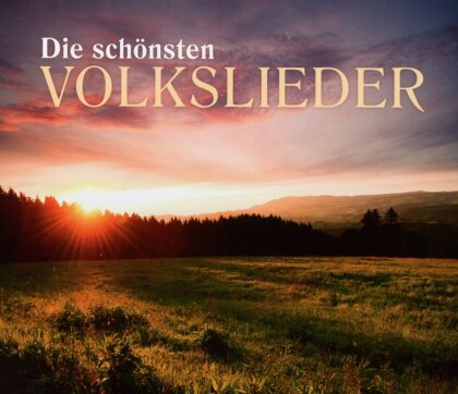 --- - Volkslieder (3 CDs)