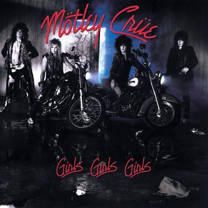 Mötley Crüe - XXX: 30 Years Of Girls Girls Girls
