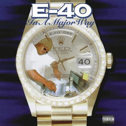E-40 - In A Major Way (2 LPs)