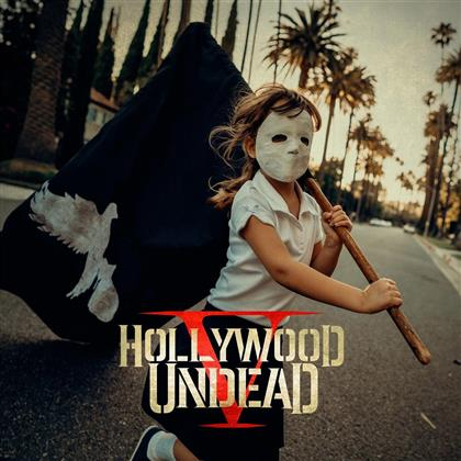 Hollywood Undead - V (LP)