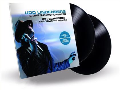 Udo Lindenberg - Ich Schwöre! Das Volle Programm (3 LPs)