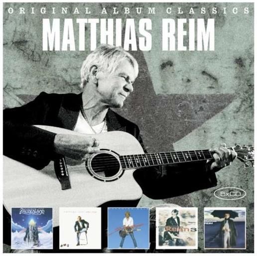 Matthias Reim - Original Album Classics (5 CDs)