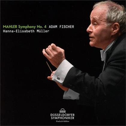 Gustav Mahler (1860-1911), Adam Fischer & Düsseldorfer Symphoniker - Symphonie Nr. 4