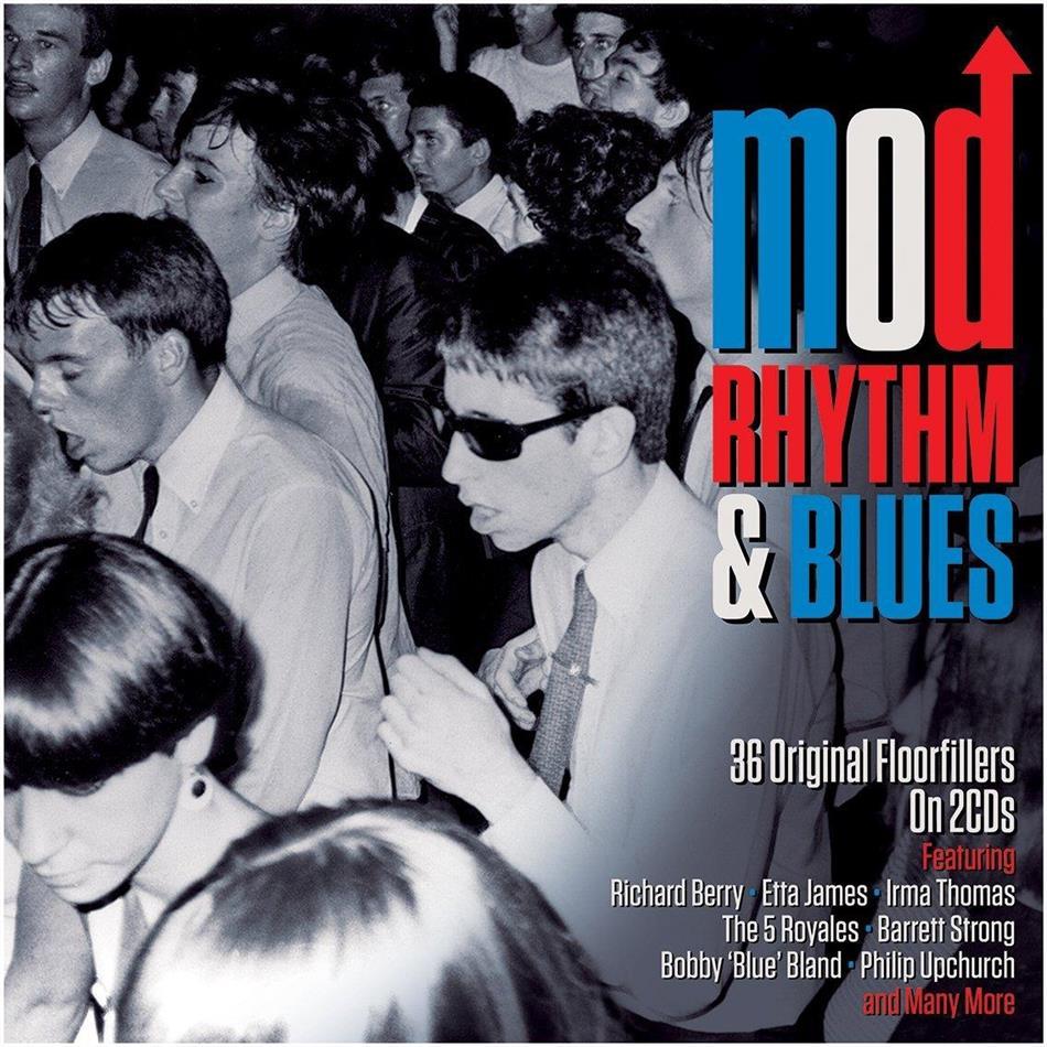 Mod Rhythm & Blues (2 CDs)