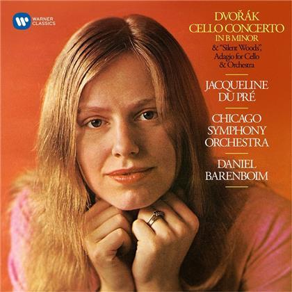 Jacqueline Du Pre & Daniel Barenboim - Cellokonzert-Silent Woods