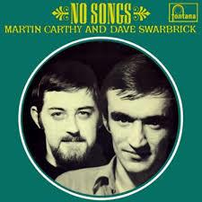 """Martin Carty & Dave Swarbrick - No Songs - 7 Inch (7"""" Single)"""