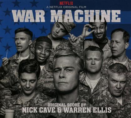 War Machine, Nick Cave & Ellis Warren - A Netflix Original Series Soundtrack