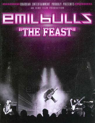 Emil Bulls - The Feast - Concert DVD + Audio DVD (Digipack, 2 DVD)