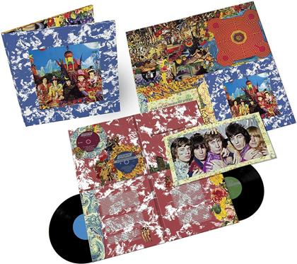 The Rolling Stones - Their Satanic Majesties Request (50th Anniversary Edition, 2 LPs + 2 Hybrid SACDs)