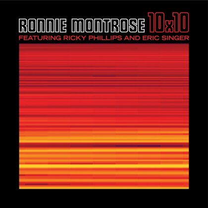 Ronnie Montrose, Ricky Phillips & Eric Singer - 10X10 (LP)