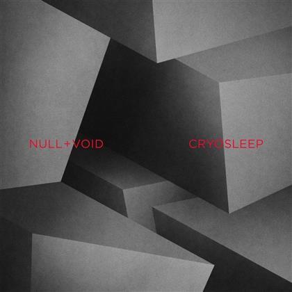 Null + Void - Cryosleep (Colored, LP + Digital Copy)