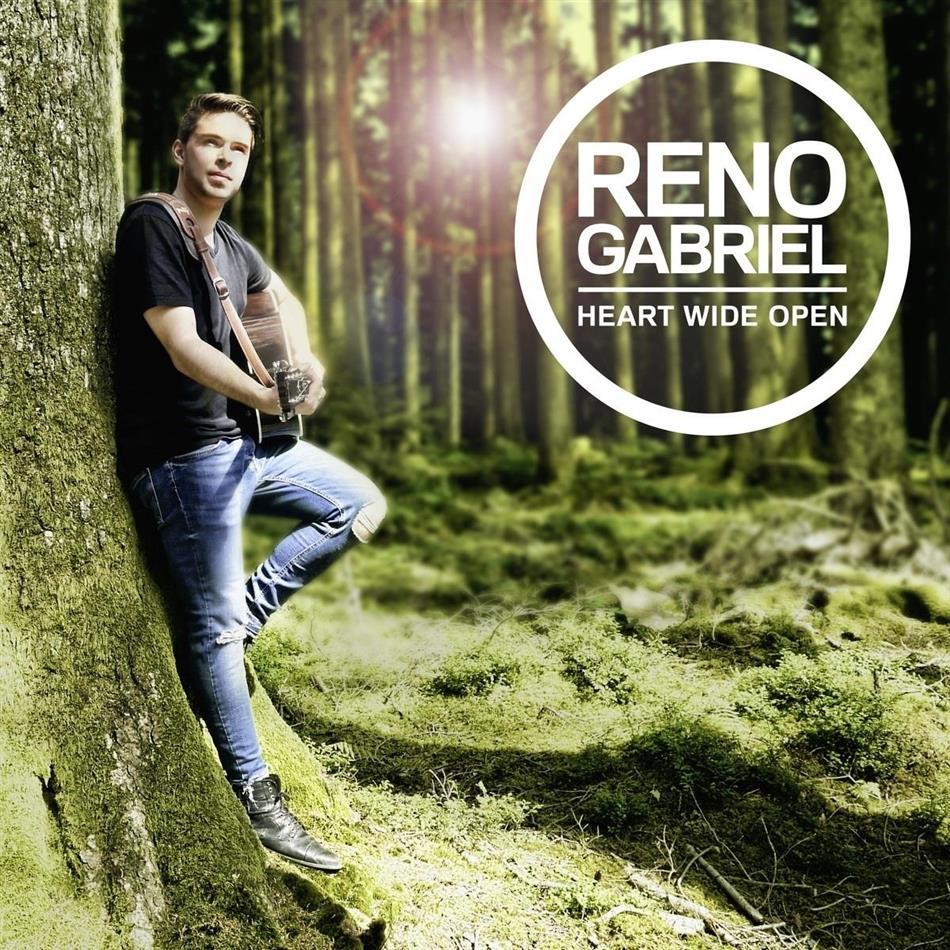 Reno Gabriel - Heart Wide Open