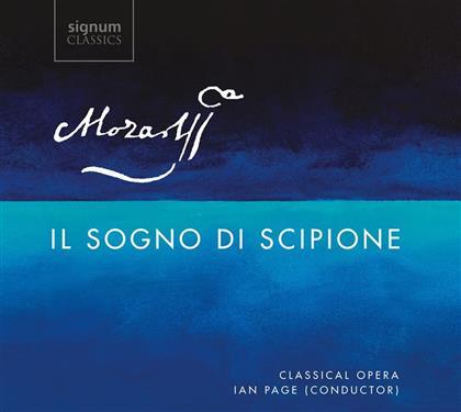 Wolfgang Amadeus Mozart (1756-1791), Ian Page & Classical Opera - Il Sogno Di Scipione (2 CDs)