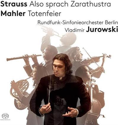 Vladimir Jurowski (1915-1972) & Richard Strauss (1864-1949) - Also Sprach Zarathustra / Totenf (SACD)