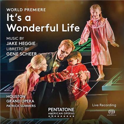 Houston Grand Opera, Jake Heggie (*1961) & Patrick Summers - It's A Wonderful Life - Live Recording$ (2 SACDs)