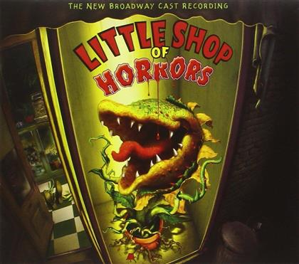 Little Shop Of Horrors - New Broadway Cast Recording