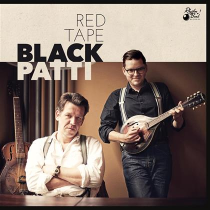 Black Patti - Red Tape (Limited Edition, LP)