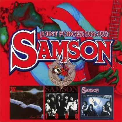 Samson - Joint Forces 1986-1993 - Expanded Version (2 CDs)