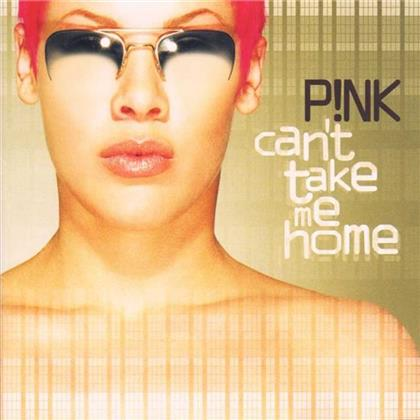 Pink - Can't Take Me Home - Gold Vinyl (Colored, 2 LPs + Digital Copy)