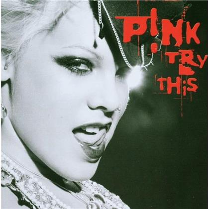 Pink - Try This - Red Vinyl (Colored, 2 LPs + Digital Copy)