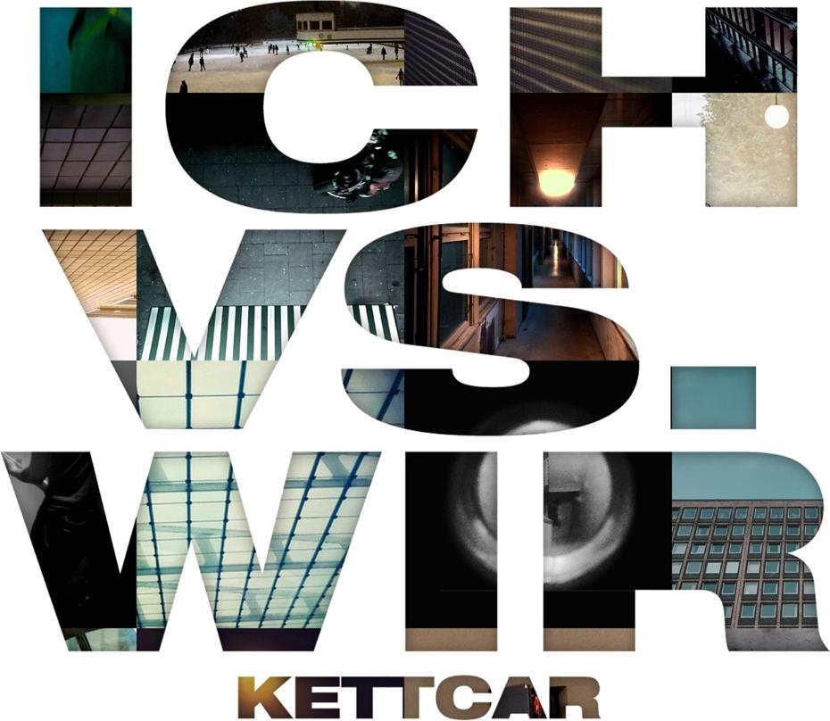 Kettcar - Ich Vs. Wir (Special Edition, LP)
