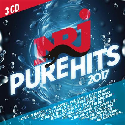 Nrj Pure Hits - Various 2017 (3 CDs)