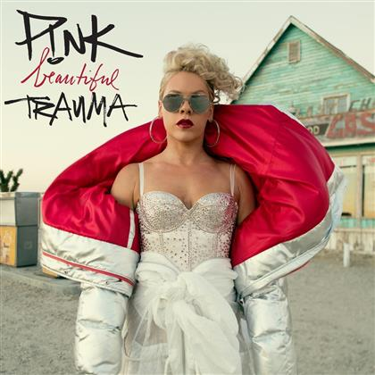 Pink - Beautiful Trauma - Gatefold (LP + Digital Copy)