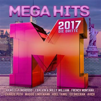 Megahits - 2017/3 (2 CDs)