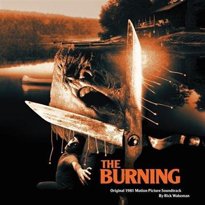 The Burning (OST) & Burning - OST (LP)