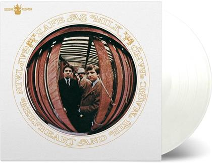 Captain Beefheart - Safe As Milk - Music On Vinyl, Limited Milky White Ediiton (Colored, 2 LPs)