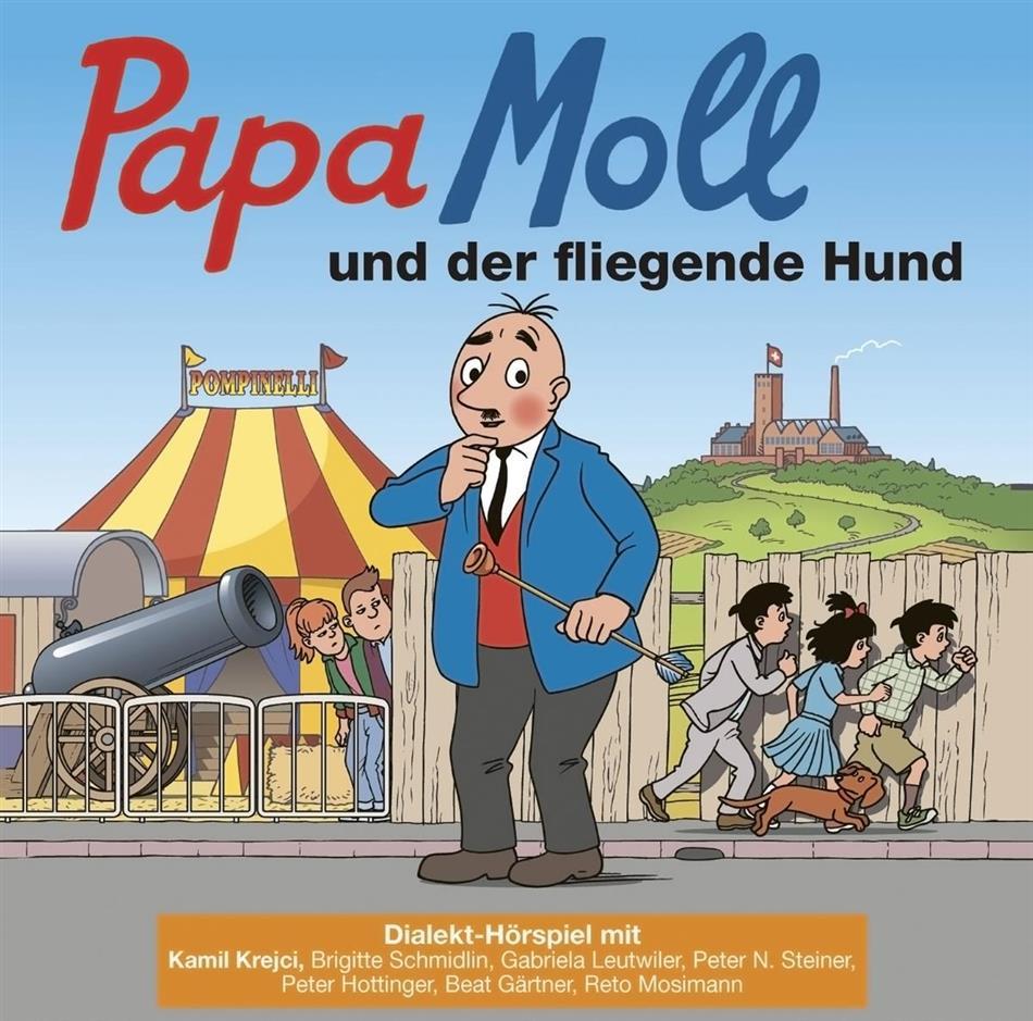 Papa Moll - Und Der Fliegende Hund