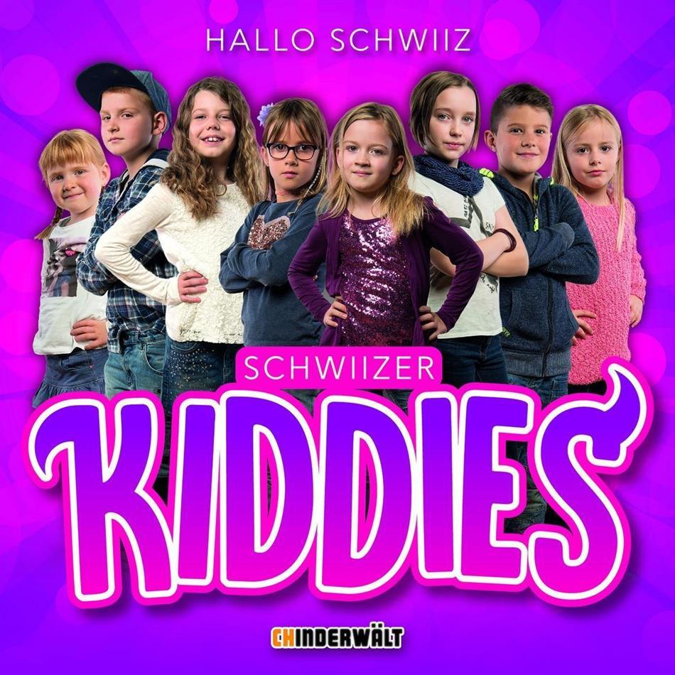 Schwiizer Kiddies - Hallo Schwiiz (2 CDs)